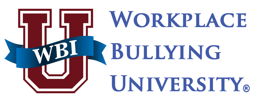 The Workplace Bullying University