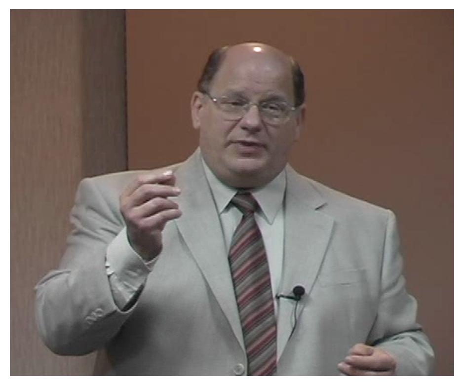 Dr. Gary Namie speaking