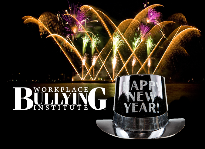 Happy New Years 2015 from the Workplace Bullying Institute